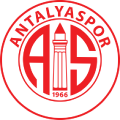 Antalyaspor's team badge