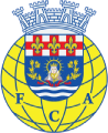 Arouca's team badge