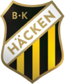 BK Häcken's team badge