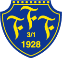 Falkenbergs FF's team badge