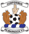 Kilmarnock's team badge