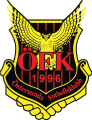 Ostersunds FK's team badge