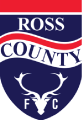 Ross County's team badge