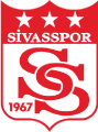Sivasspor's team badge