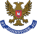 St Johnstone's team badge