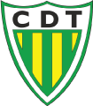 Tondela's team badge