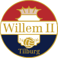 Willem II's team badge