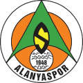 Alanyaspor's team badge