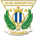 Leganes's team badge