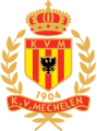 Mechelen's team badge