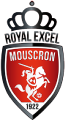 Royal Excel Mouscron's team badge