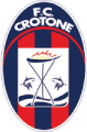 Crotone's team badge