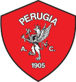Perugia's team badge