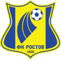 FC Rostov's team badge