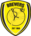 Burton Albion's team badge