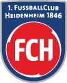 1 FC Heidenheim's team badge