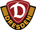 Dynamo Dresden's team badge