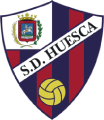SD Huesca's team badge