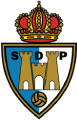 SD Ponferradina's team badge