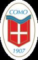 Como Calcio's team badge