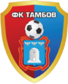 FC Tambov's team badge