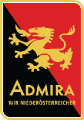 Admira Wacker's team badge