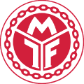 Mjondalen's team badge
