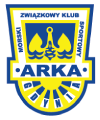 Arka Gdynia 1929's team badge