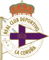 Deportivo de La Coruna's team badge