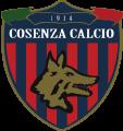 Cosenza Calcio's team badge