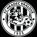 FC Hradec Kralove's team badge