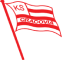 KS Cracovia's team badge