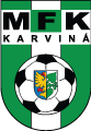 MFK Karvina's team badge