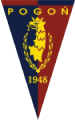 MKS Pogon Szczecin's team badge