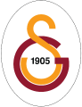 Galatasaray's team badge