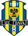 SFC Opava's team badge