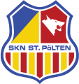 SKN St. Polten's team badge