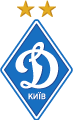 Dynamo Kyiv's team badge