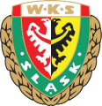 WKS Slask Wroclaw's team badge