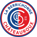 LB Chateauroux's team badge