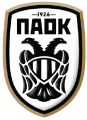 PAOK Salonika's team badge
