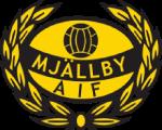 Mjallby AIF's team badge