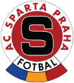 Sparta Prague's team badge