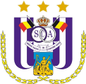 RSC Anderlecht's team badge