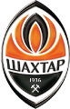 Shakhtar Donetsk's team badge