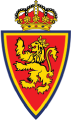 Real Zaragoza's team badge