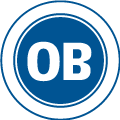 Odense's team badge