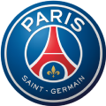 Paris Saint-Germain's team badge