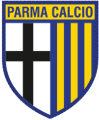Parma's team badge