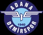 Adana Demirspor's team badge